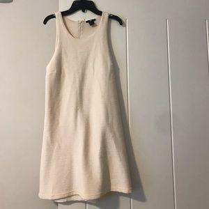 H&M Winter White Dress